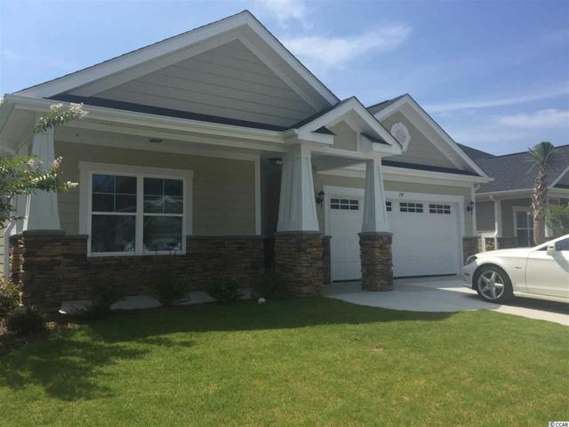 739 Elmwood Circle, Murrells Inlet, SC 29576 (MLS #1813128) :: The Hoffman Group