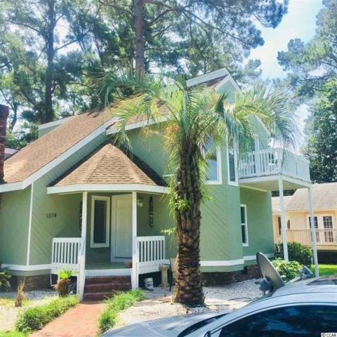 1874 Plantation Drive, Myrtle Beach, SC 29577 (MLS #1813164) :: James W. Smith Real Estate Co.