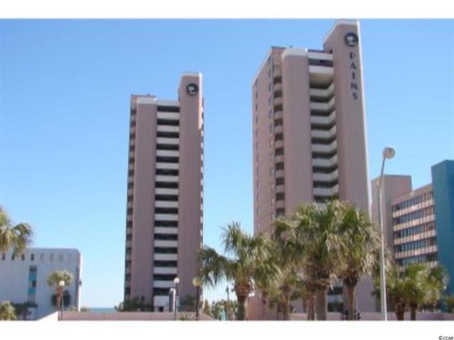 2406 N Ocean Blvd #1104, Myrtle Beach, SC 29577 (MLS #1813174) :: James W. Smith Real Estate Co.