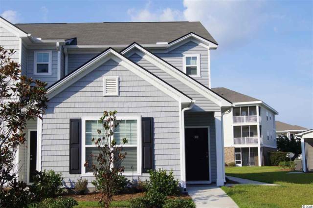 302 Castle Drive #302, Myrtle Beach, SC 29579 (MLS #1813187) :: SC Beach Real Estate