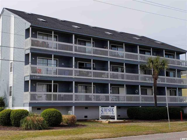 1210 N Ocean Blvd. #303, Surfside Beach, SC 29575 (MLS #1813188) :: Silver Coast Realty