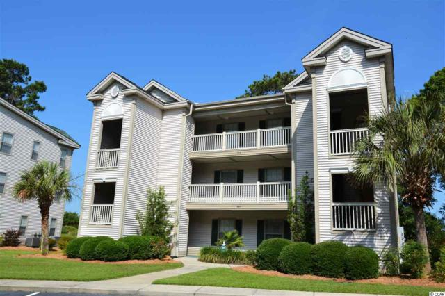 398 Blue Stem Dr 59C, Pawleys Island, SC 29585 (MLS #1813238) :: The Hoffman Group