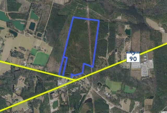 TBD Old Reaves Ferry Road, Conway, SC 29526 (MLS #1813273) :: Myrtle Beach Rental Connections