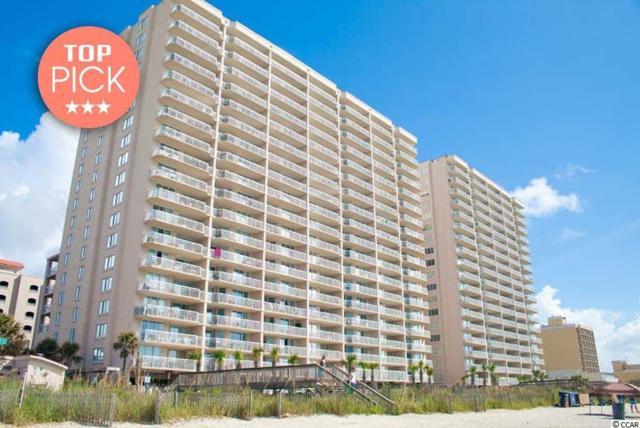 1625 S Ocean Boulevard #811, North Myrtle Beach, SC 29582 (MLS #1813278) :: The Hoffman Group