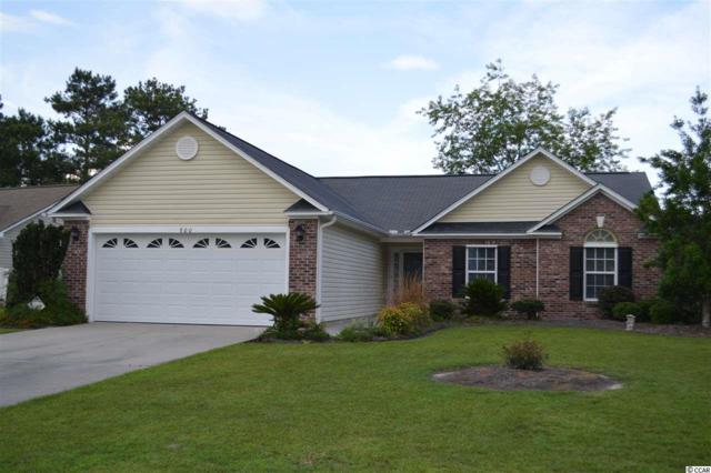 800 Sultana Drive, Little River, SC 29566 (MLS #1813289) :: The Hoffman Group
