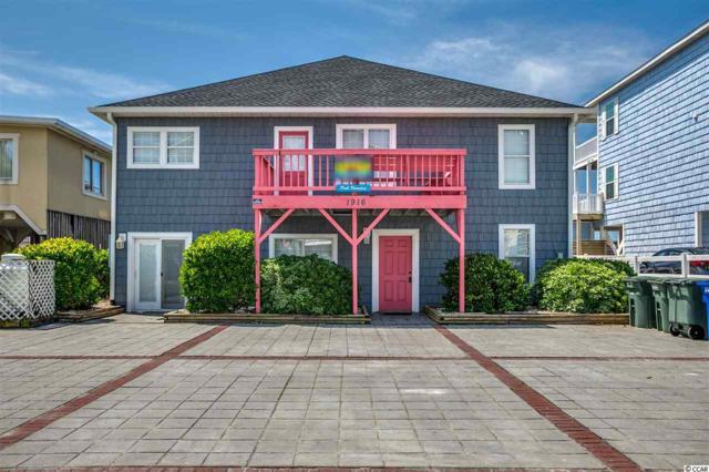 1916 N Ocean Blvd., North Myrtle Beach, SC 29582 (MLS #1813293) :: The Hoffman Group