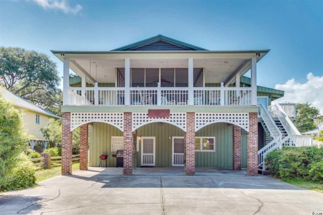 233 Bobcat, Pawleys Island, SC 29585 (MLS #1813312) :: Trading Spaces Realty