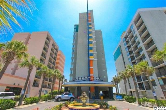 1708 N Ocean Blvd #503, Myrtle Beach, SC 29577 (MLS #1813326) :: Silver Coast Realty