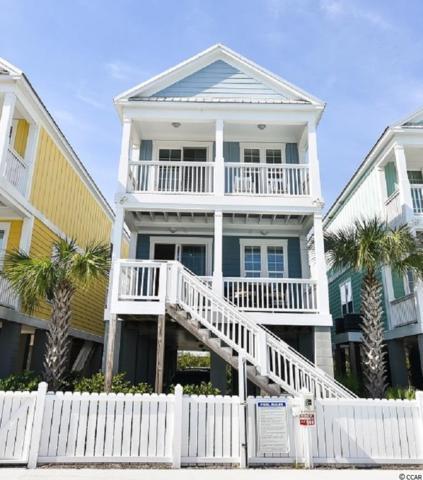 1411 N Waccamaw Drive, Garden City Beach, SC 29576 (MLS #1813335) :: The Litchfield Company