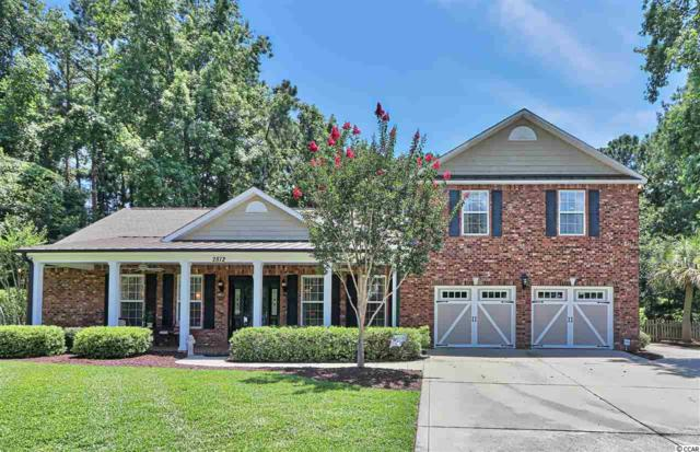 2812 Ships Wheel Dr, North Myrtle Beach, SC 29582 (MLS #1813342) :: The Hoffman Group
