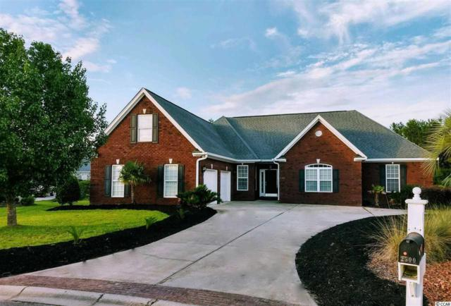 2500 Bear Stand Trail, Myrtle Beach, SC 29588 (MLS #1813350) :: The Hoffman Group