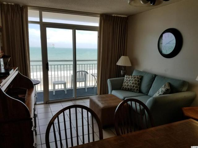 1700 N.Ocean Blvd #751, Myrtle Beach, SC 29577 (MLS #1813371) :: The Litchfield Company