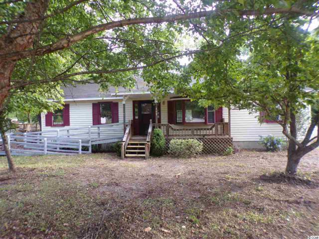 508 Jordan St., Hartsville, SC 29550 (MLS #1813378) :: The Hoffman Group