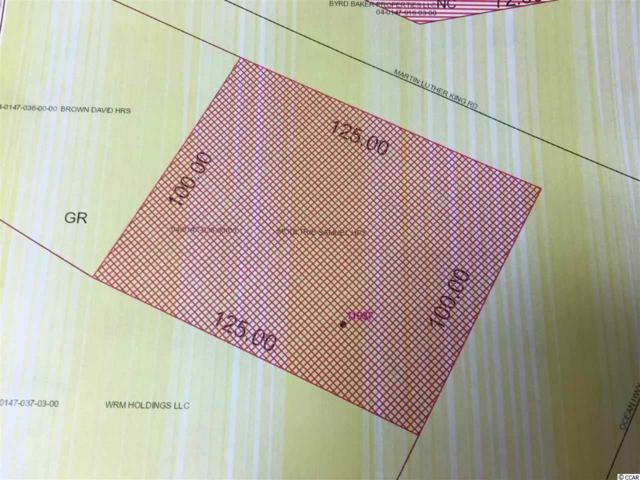 11937 Ocean Hwy., Pawleys Island, SC 29585 (MLS #1813385) :: Jerry Pinkas Real Estate Experts, Inc