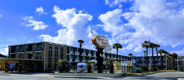 1600 S Ocean Blvd #350, Myrtle Beach, SC 29577 (MLS #1813415) :: James W. Smith Real Estate Co.