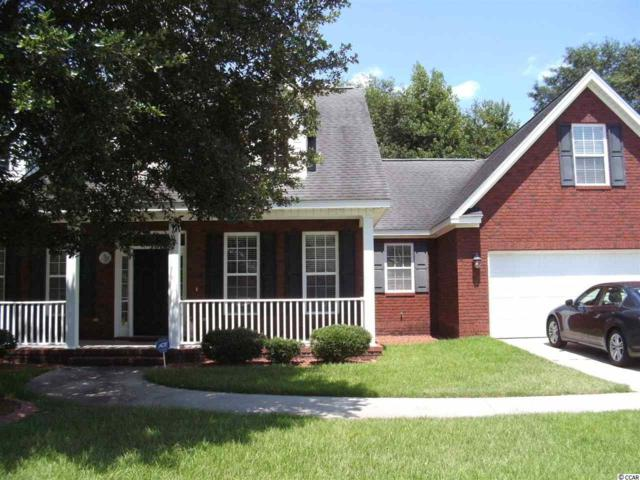 608 Ellis Drive, Conway, SC 29526 (MLS #1813461) :: The Litchfield Company