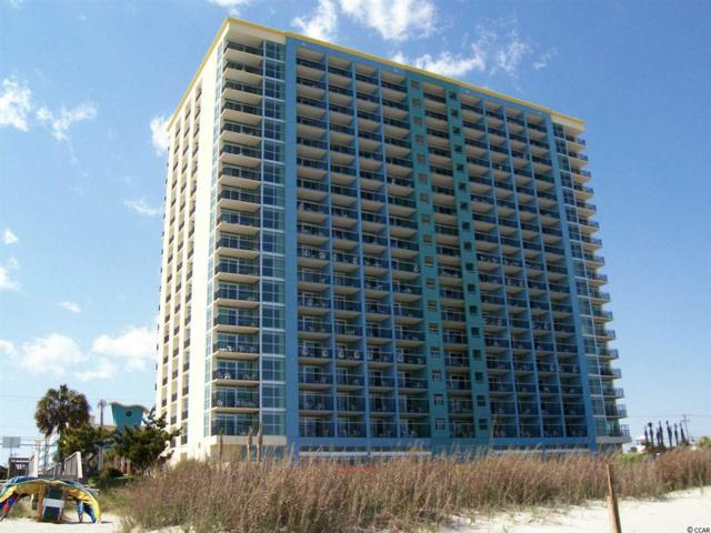 504 N Ocean Blvd #1606 #1606, Myrtle Beach, SC 29577 (MLS #1813477) :: Sloan Realty Group