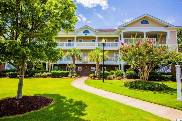 5825 Catalina Drive #724, North Myrtle Beach, SC 29582 (MLS #1813511) :: James W. Smith Real Estate Co.