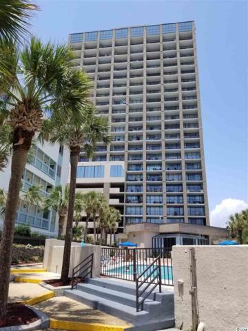 5523 N Ocean Blvd. #1707, Myrtle Beach, SC 29577 (MLS #1813532) :: James W. Smith Real Estate Co.