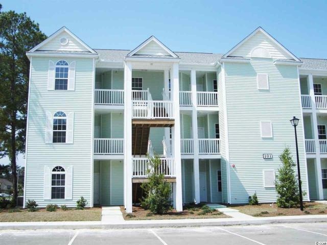 101 Fountain Pointe Ln #301, Myrtle Beach, SC 29579 (MLS #1813533) :: The Hoffman Group