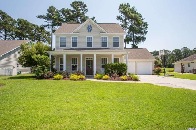 617 Tidal Point Lane, Myrtle Beach, SC 29579 (MLS #1813537) :: The Litchfield Company