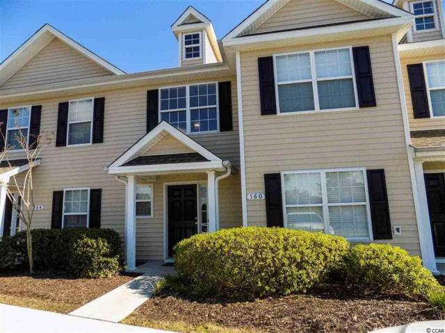 160 Madrid Dr. #160, Murrells Inlet, SC 29576 (MLS #1813553) :: Trading Spaces Realty