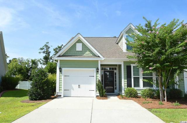 357 Saint Catherine Bay Court, Myrtle Beach, SC 29575 (MLS #1813561) :: The Litchfield Company