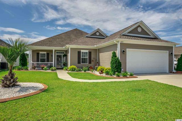 1473 Virgina Pine Drive, Longs, SC 29568 (MLS #1813573) :: The Litchfield Company