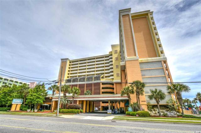 6900 N Ocean Blvd #1515, Myrtle Beach, SC 29572 (MLS #1813620) :: SC Beach Real Estate