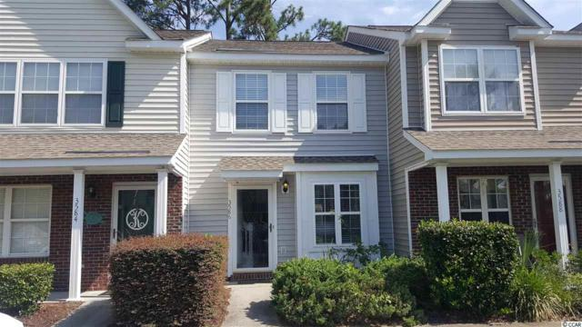 3586 Evergreen Way #3586, Myrtle Beach, SC 29577 (MLS #1813626) :: The Litchfield Company