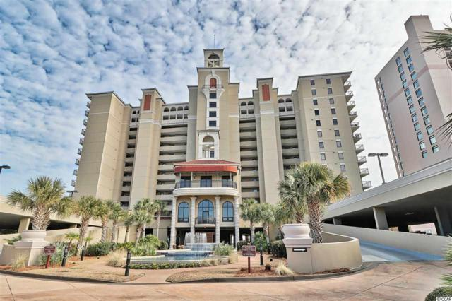 5213 North Ocean Blvd #307, Myrtle Beach, SC 29577 (MLS #1813629) :: Silver Coast Realty