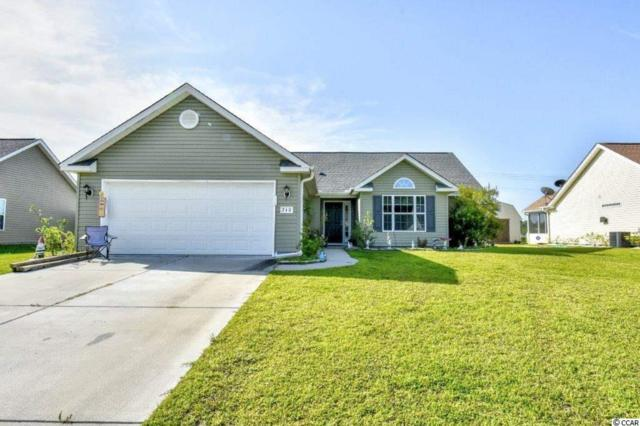 240 Hickory Springs Ct., Conway, SC 29527 (MLS #1813636) :: The Litchfield Company