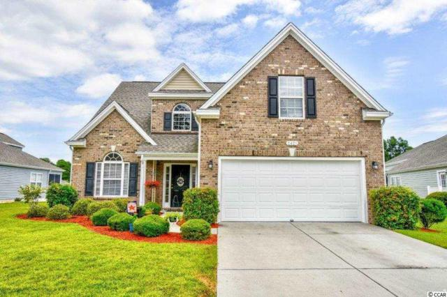 2421 Windmill Way, Myrtle Beach, SC 29579 (MLS #1813653) :: James W. Smith Real Estate Co.