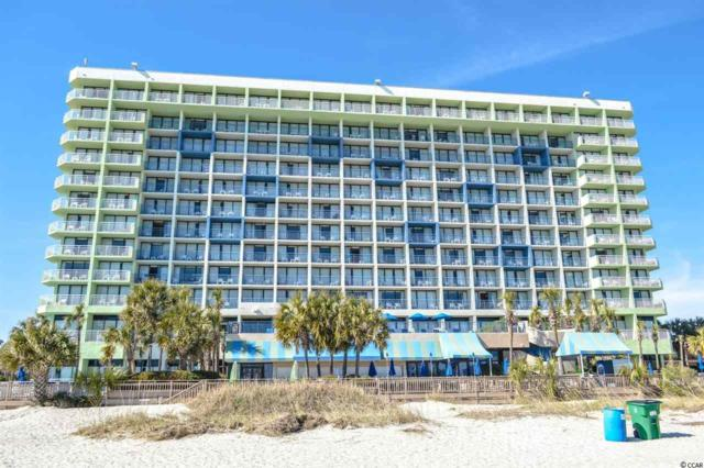 1105 S Ocean Boulevard #628, Myrtle Beach, SC 29577 (MLS #1813659) :: Myrtle Beach Rental Connections