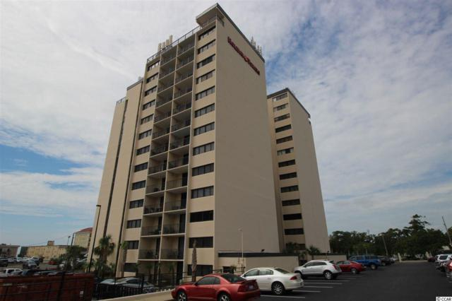 601 Mitchell Drive #402, Myrtle Beach, SC 29577 (MLS #1813690) :: James W. Smith Real Estate Co.