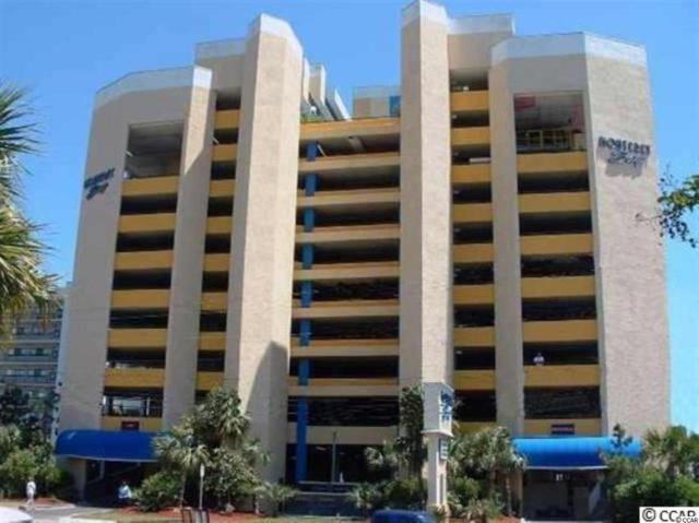 6804 N Ocean Blvd. #435, Myrtle Beach, SC 29572 (MLS #1813736) :: James W. Smith Real Estate Co.