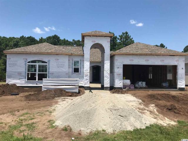 5410 Via Verde Drive, North Myrtle Beach, SC 29582 (MLS #1813738) :: James W. Smith Real Estate Co.