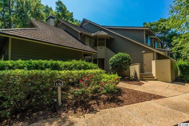 305 Myrtlewood Court 18-B, Myrtle Beach, SC 29572 (MLS #1813750) :: Matt Harper Team