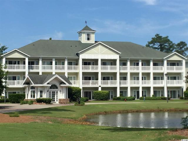 1001 World Tour Blvd 306 #306, Myrtle Beach, SC 29579 (MLS #1813755) :: The Hoffman Group