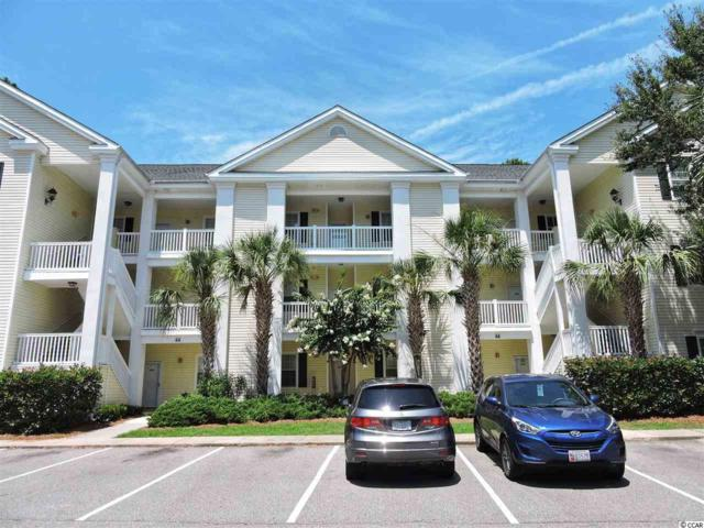 601 N Hillside Dr. #4434, North Myrtle Beach, SC 29582 (MLS #1813812) :: The Greg Sisson Team with RE/MAX First Choice