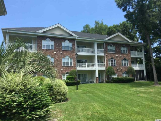 683 Riverwalk Dr. #103, Myrtle Beach, SC 29579 (MLS #1813813) :: James W. Smith Real Estate Co.