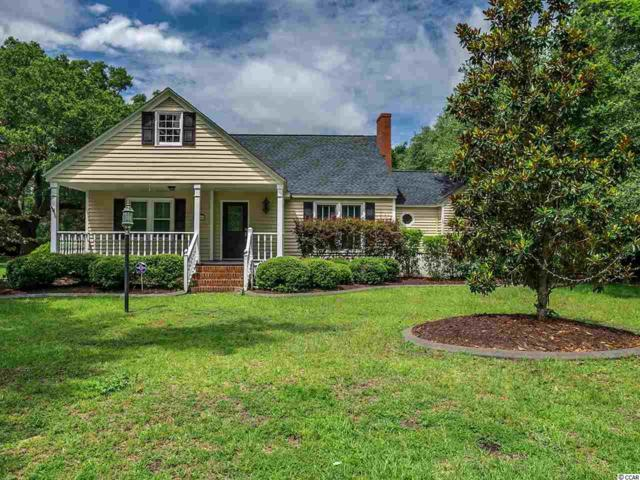 1401 Lakeland Dr., Conway, SC 29526 (MLS #1813833) :: Myrtle Beach Rental Connections
