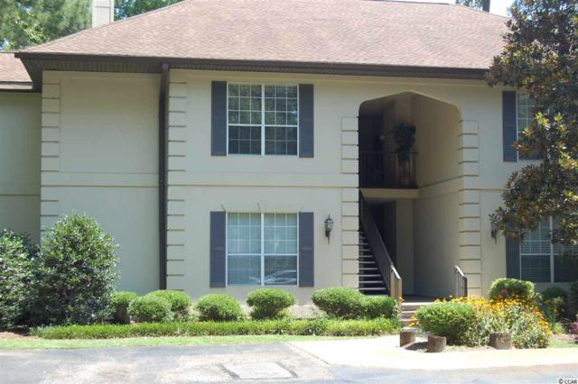 105 Pipers Ln #105, Myrtle Beach, SC 29575 (MLS #1813835) :: James W. Smith Real Estate Co.
