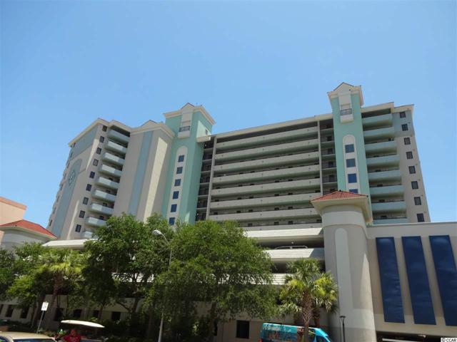 2311 S Ocean Blvd. #823, Myrtle Beach, SC 29577 (MLS #1813922) :: Trading Spaces Realty