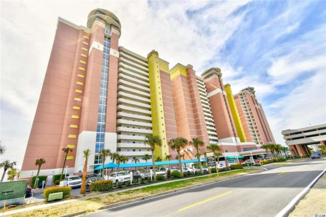 2801 S Ocean Blvd #733, North Myrtle Beach, SC 29582 (MLS #1813931) :: Silver Coast Realty