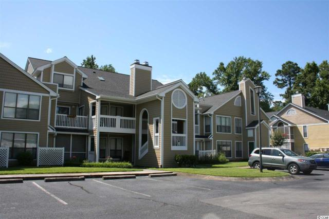 900 Courtyard Drive M10, Myrtle Beach, SC 29577 (MLS #1813945) :: Sloan Realty Group