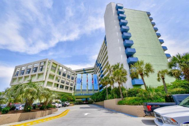 1105 S Ocean Blvd #934, Myrtle Beach, SC 29577 (MLS #1813951) :: Myrtle Beach Rental Connections