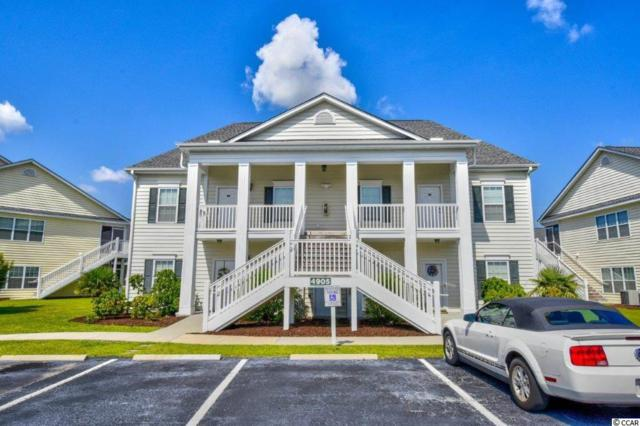 4905 Britewater Ct #201, Myrtle Beach, SC 29579 (MLS #1813956) :: The Hoffman Group