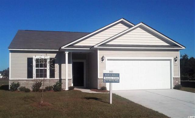 4016 Alvina Way, Myrtle Beach, SC 29579 (MLS #1813959) :: James W. Smith Real Estate Co.