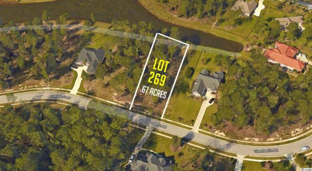 Lot 269 Chamberlin Rd., Myrtle Beach, SC 29588 (MLS #1813963) :: Matt Harper Team